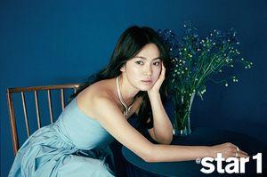Song Hye Kyo sang trọng, kiêu kỳ