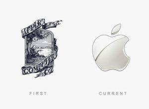 Logo các thương hiệu lớn đã thay đổi như thế nào