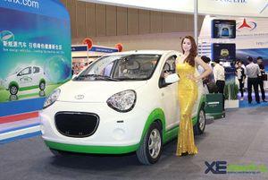 Ô tô điện giá hơn 500 triệu độc nhất tại Saigon AutoTech
