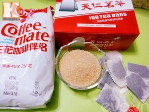 Tự làm trà sữa chuẩn vị Đài Loan giải nhiệt nắng hè
