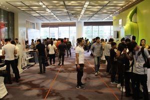 Giới trẻ Sài Gòn hào hứng đổ về P.A.S 2016