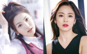 Sao Hàn đẹp hơn khi đổi dáng lông mày