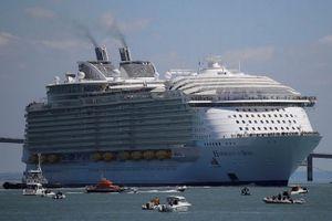 Vẻ đẹp của 3 siêu du thuyền lớn nhất thế giới