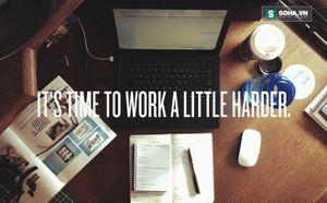 Trong 8 tiếng làm việc, một người bình thường chú tâm bao lâu?