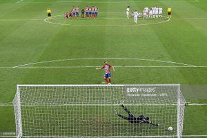 Phản ứng tuyệt vời của fan Atletico với Juanfran - tội đồ khiến 'Los Inidios' vỡ mộng Champions League