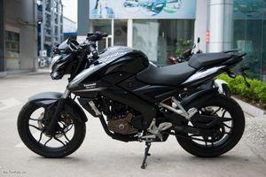Chi tiết Kawasaki Bajaj Pulsar 200NS, naked-bike 200 phân khối, giá khoảng 78 triệu đồng