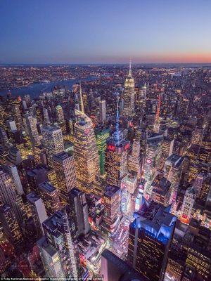 13 bức hình đẹp hút hồn về thành phố không ngủ New York