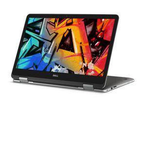 Laptop 17 inch 2 trong 1 đầu tiên trên thế giới trình làng