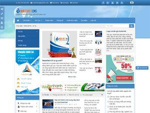 Phần mềm vận hành website của người Việt NukeViet CMS 4.0 có gì mới?