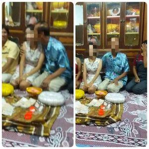 Phẫn nộ đám cưới cụ ông 71 tuổi và thiếu nữ 17 tuổi