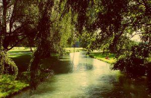 Khu vườn Anh quốc diễm lệ trong lòng nước Đức