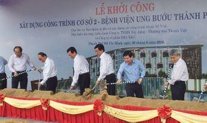 Thủ tướng: Tránh tình trạng bệnh viện mới xây xong là hư hỏng