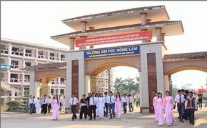 Gần 1.000 sinh viên ĐH Nông Lâm TP.HCM bị buộc thôi học