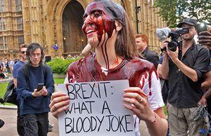 Hơn 1,1 triệu chữ ký kiến nghị Anh ở lại EU