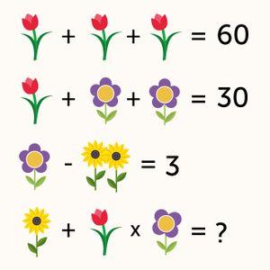 Bài toán đơn giản của trẻ em thách thức người lớn