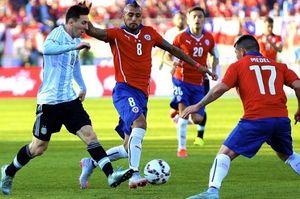 Nhận định, dự đoán kết quả tỷ số trận Argentina - Chile