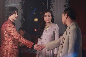 """Thái Hòa """"cướp"""" Johny Trí Nguyễn từ tay Phương Trinh Jolie"""