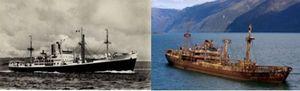 'Con tàu ma' bất ngờ xuất hiện sau 90 năm mất tích tại Tam giác quỷ