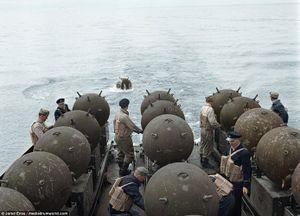 Loạt ảnh hải quân các nước trong Chiến tranh thế giới 2