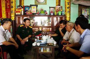 Bộ GD&ĐT tổ chức hoạt động tri ân các thương binh liệt sĩ