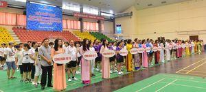 Công đoàn VKSNDTC tổ chức Giải thể thao Công đoàn VKSNDTC lần thứ Nhất