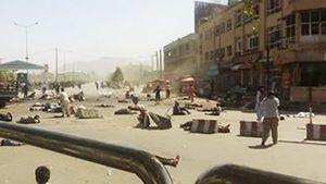 Đánh bom giữa cuộc biểu tình, 61 người thiệt mạng