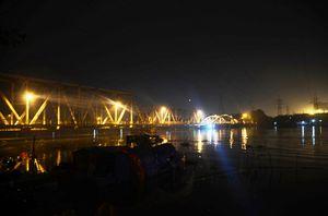 Phát hiện cụ ông đuối nước trên sông Sài Gòn