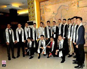 Siêu mẫu Nguyễn Hải Quân đoạt giải Nam vương quốc tế