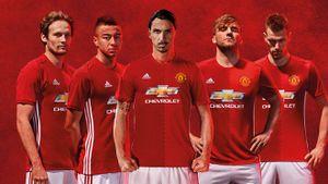M.U ra mắt áo đấu mới, chuẩn bị tiếp đón Man City