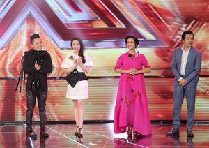 'Bộ tứ quyền lực' X-Factor tranh cãi nảy lửa trước giọng ca 17 tuổi