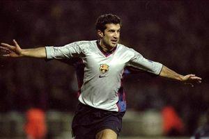 Luis Figo và 5 thương vụ 'mua gà, bán cáo' của Barcelona