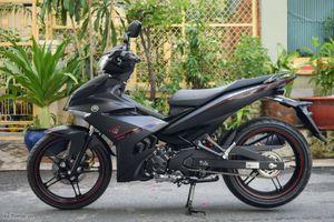 [Video] Yamaha Exciter 150 màu đen nhám; nhìn ngầu hơn; mạnh mẽ hơn; giá 45,490 triệu