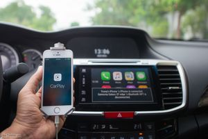 [Video] Dùng thử Apple CarPlay trên Honda Accord 2016