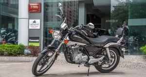 Honda Shadow 150 giá gần 60 triệu đồng tại Hà Nội