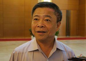 Ông Võ Kim Cự: 'Tất cả các Bộ đều đồng ý chọn Formosa'