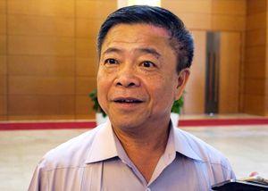 Ông Võ Kim Cự: 'Các Bộ đều đồng ý chọn Formosa'