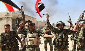 Quân Syria diệt 7 chỉ huy, hơn 700 tên khủng bố