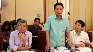 Ông Hoàng Vĩnh Bảo giữ chức Thứ trưởng Bộ TT&TT