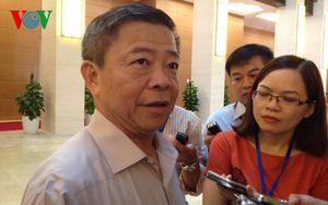 Ông Võ Kim Cự: 'Cấp phép cho Formosa 70 năm là đúng quy định'