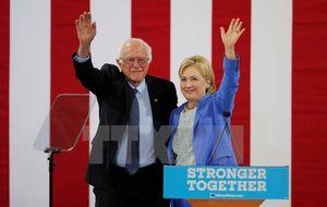 Bầu cử Mỹ 2016: Khai mạc Đại hội Toàn quốc đảng Dân chủ