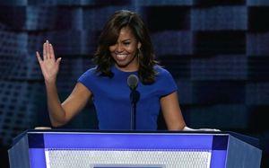 Bầu cử Mỹ: Vợ Obama chỉ trích Trump