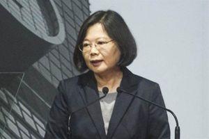"""Bà Thái Anh Văn không chấp nhận """"đồng thuận 92"""" trong quan hệ với đại lục vì """"tôn trọng lòng dân"""""""