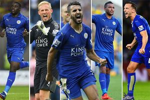 Leicester trước áp lực tăng lương cho các trụ cột