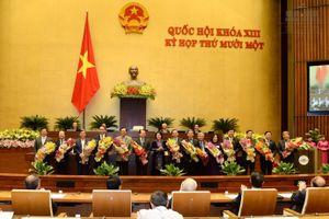 Hôm nay bầu Thủ tướng, 'chốt' cơ cấu Chính phủ nhiệm kỳ mới