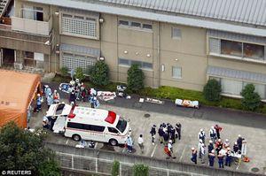 Hung thủ vụ đâm dao ở Nhật nói muốn 'giải thoát' cho người khuyết tật
