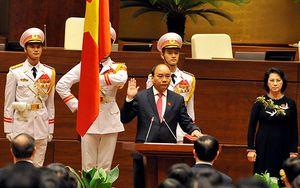Thủ tướng dẫn lời Lê Thánh Tông, Nguyễn Trãi trong phát biểu nhậm chức