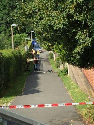 Nóng: Nổ bom gần trung tâm nhập cư của Đức