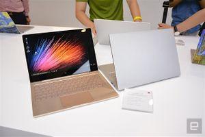 Chiêm ngưỡng bộ đôi laptop Xiaomi mỏng, nhẹ hơn cả MacBook Air
