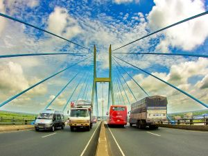 Đề xuất hơn 5.500 tỷ đồng xây cầu Mỹ Thuận 2 nối Tiền Giang-Vĩnh Long