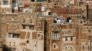 Khám phá lò gạch truyền thống ở thủ đô Yemen